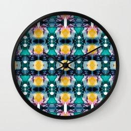 Kandy pattern Wall Clock