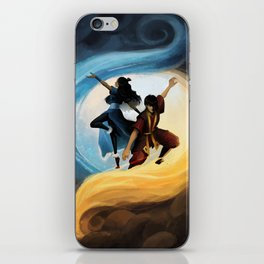 Zutara: Elements iPhone Skin