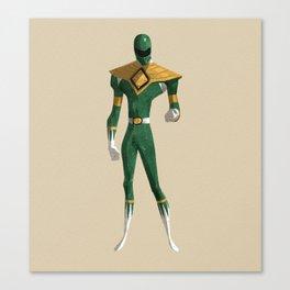 Green Ranger Canvas Print