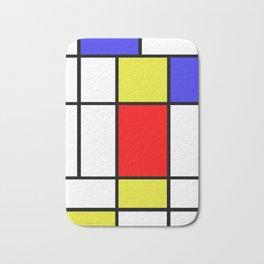 Mondrian #58 Bath Mat