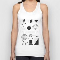 ouat Tank Tops featuring OUAT - A Queen by Redel Bautista
