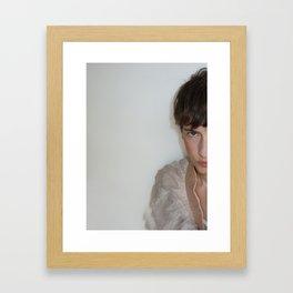 what eve Framed Art Print