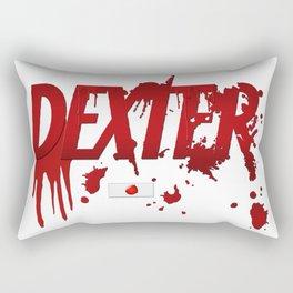 Dexter - fan art Rectangular Pillow