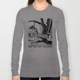 Hidden Picture Fun! Long Sleeve T-shirt