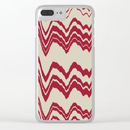 Peppermint Clear iPhone Case