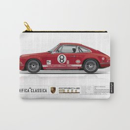 1968 Porsche 911L Factory Race Car Carry-All Pouch