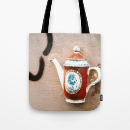 Walled Tea Tote Bag