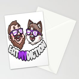 EatMyDiction Swagoo Stationery Cards
