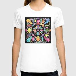 Crystal Bandana Spectrum T-shirt