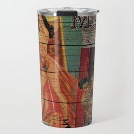 cuba libre Travel Mug