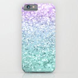 Mermaid Girls Glitter #1 #shiny #decor #art #society6 iPhone Case