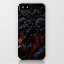 I am so sick of dying iPhone Case