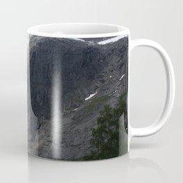Mountain landscape #norway Coffee Mug