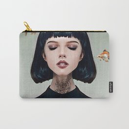 Goldfish Dreaming Carry-All Pouch