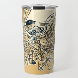 Home Run (August 11th, 1929) Travel Mug