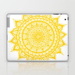 Sunflower-Yellow Laptop & iPad Skin