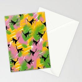 Vintage Monkeys Stationery Cards