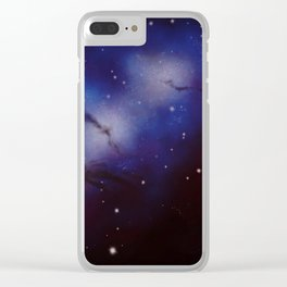 The District: City of Stars Clear iPhone Case
