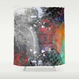 Cast: Alter Shower Curtain