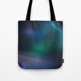 Beauty of the Northern Lights Tote Bag
