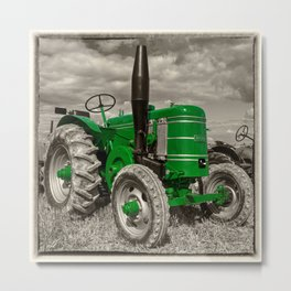 Green Marshall Metal Print