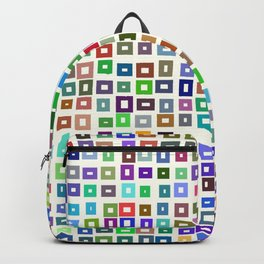 color rectangles 017 Backpack