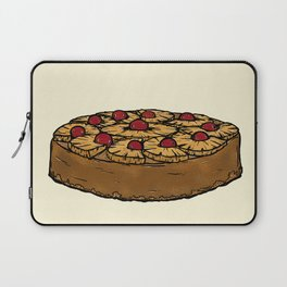 U is for Upside-Down Cake Laptop Sleeve