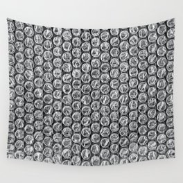 Bubble Wrap Pleasure Wall Tapestry