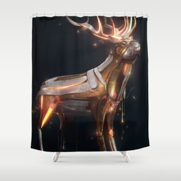 Vestige-7-24x36 Shower Curtain