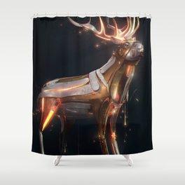 Vestige-7-24x36 Shower Curtain