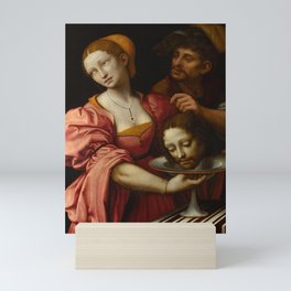 Giampietrino - Salome Mini Art Print