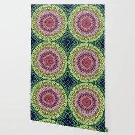 Rainbow Mandala Wallpaper