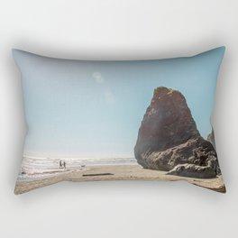 Seal Rock Rectangular Pillow