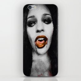 vampy iPhone Skin
