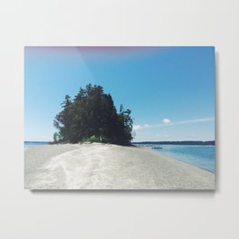 Firsties at Dead Mans Island Metal Print