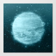 Ice Planet Canvas Print