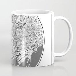 Toronto Map Universe Coffee Mug