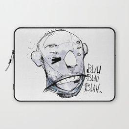 Blah Blah Blah... Laptop Sleeve
