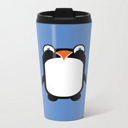 Pengwin (Penguin) Metal Travel Mug