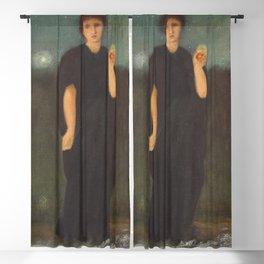 Edward Burne-Jones - Ariadne Blackout Curtain