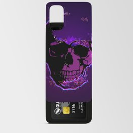 Skull Android Card Case