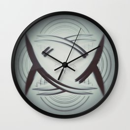 Energy Resonator Wall Clock