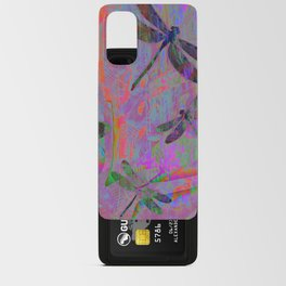 Dragonfly Opal Android Card Case