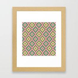 Indi-abstract#08 Framed Art Print