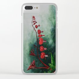 Every Heart Leads to Heaven by Teresa Thompson Clear iPhone Case