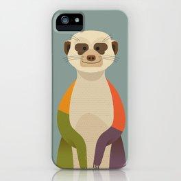 Meerkats iPhone Case