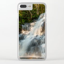 Somersby Falls, Central Coast, NSW, Australia Clear iPhone Case