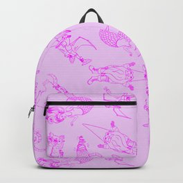Throwback Kitsch Backpack