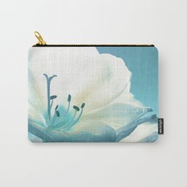 Beauty in Light Blue  Carry-All Pouch