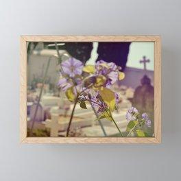Amongst the Dead Framed Mini Art Print